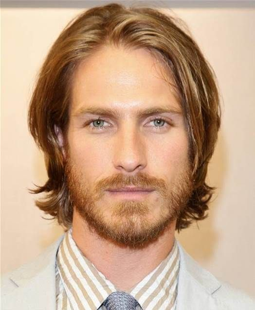 Remarkable 1000 Ideas About Long Hairstyles For Men On Pinterest Long Short Hairstyles Gunalazisus