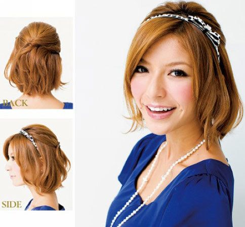 easy hair styles for school best 25 japanese hairstyles ideas on japanese 2360