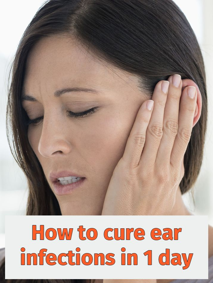 how to know if you have an ear infection