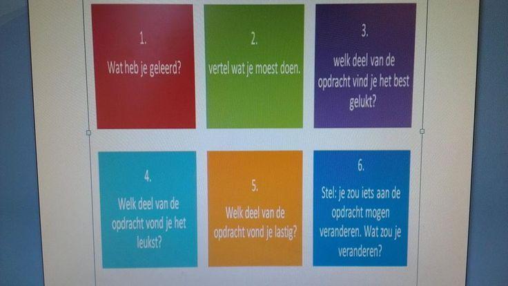 Onderwijsgek: Gezien: vragen om samen met ...