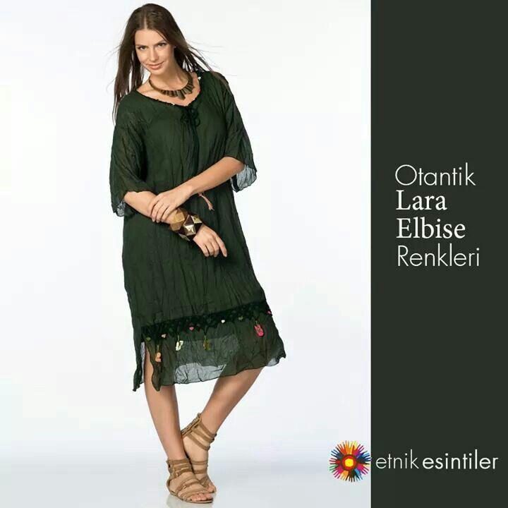 Otantik Lara Elbise Renkleri #otantik #etnik #elbise #modelleri Ürünümüze aşağıdaki linkten ulaşabilirsiniz. >http://goo.gl/yICgx3