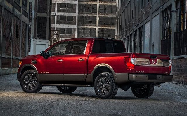 2020 Nissan Titan Proves Facelifts Aren T Cheap Updated Model Costs An Extra 2 430 In 2020 Nissan Titan Nissan Titan Xd Nissan