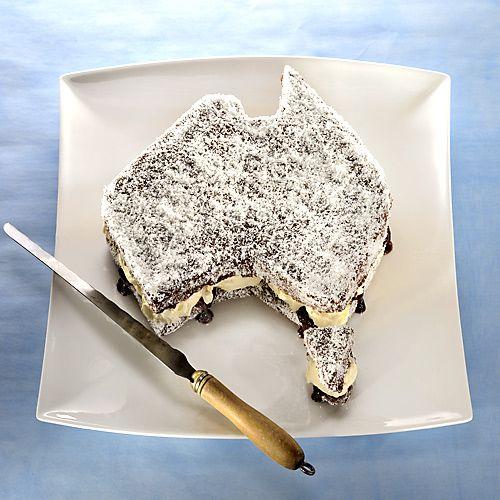 Australia Day Cake!