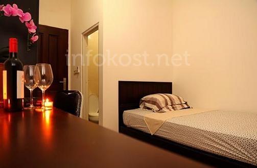 Koi Residence's room