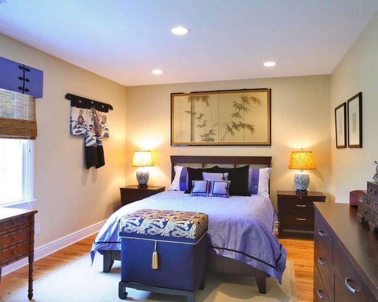 Wonderful Asian Bedroom Theme