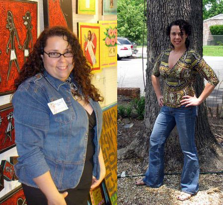 Weight Loss Before and After: Kristy Lost 99 Pounds TO Get Healthy
