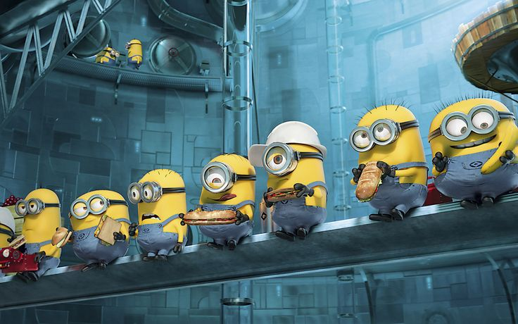Free Funny Minions, computer desktop wallpapers, pictures, images