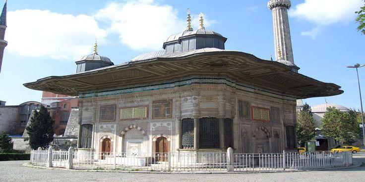 3 ncu Ahmet Cesmesi