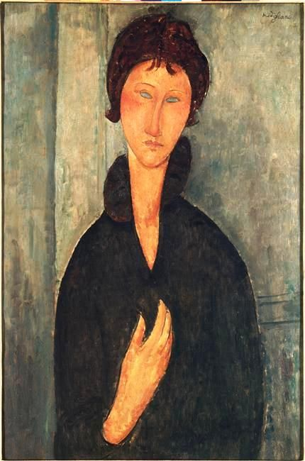 Célèbre 282 best Amedeo Modigliani images on Pinterest | Amedeo modigliani  OB79