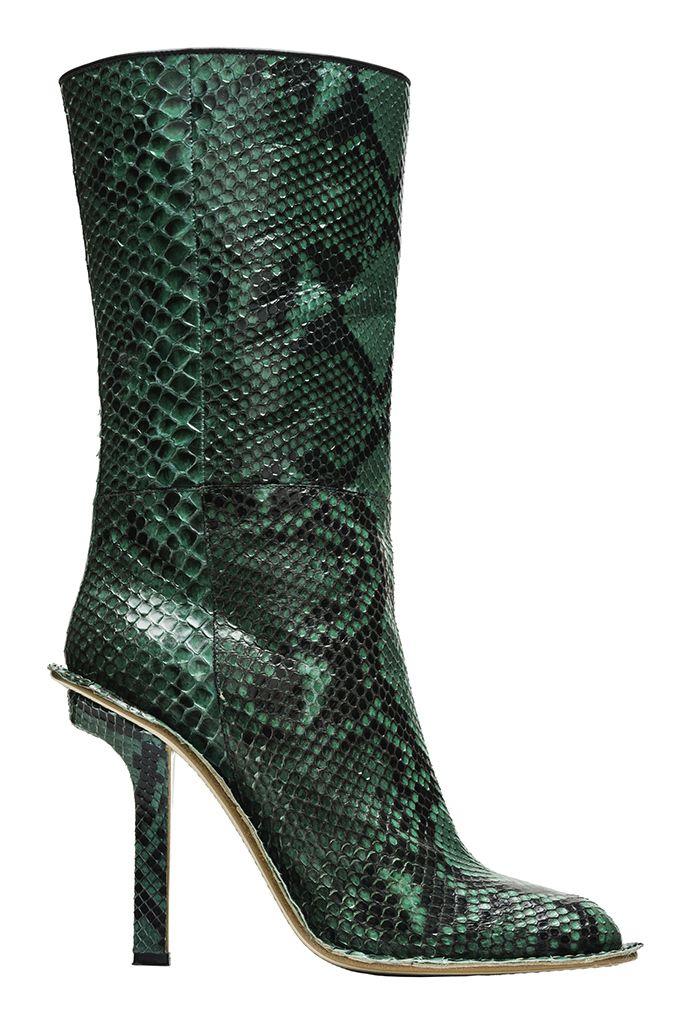 Emerald Green Boots 2015