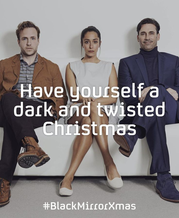 Best 25+ White christmas black mirror ideas on Pinterest ...