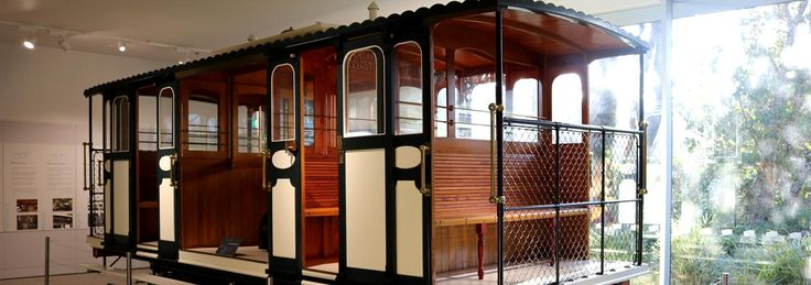 The Cable Car Museum is located in the original winding house for Wellington's iconic cable car system which operated from 1902 until 1978.