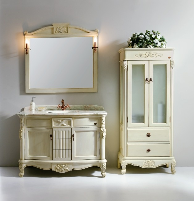 Picture Collection Website Vintage Bathroom Vanities Ideas How To Plan for Vintage Bathroom