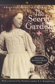 Rantings of a Bibliophile: The Secret Garden - Frances Hodgson Burnett