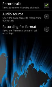 All call recorder is the easiest call record app that can be accessed from Play Store. It records both incoming and outgoing calls on your smart phone.