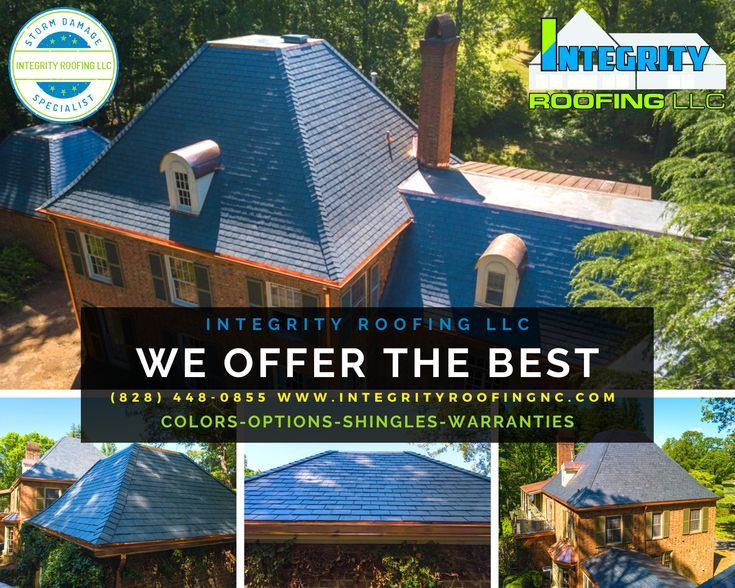Pin By Integrity Roofing Llc On Storm Damage We Can Help In 2020 Roofing Roof Inspection Copper Gutters