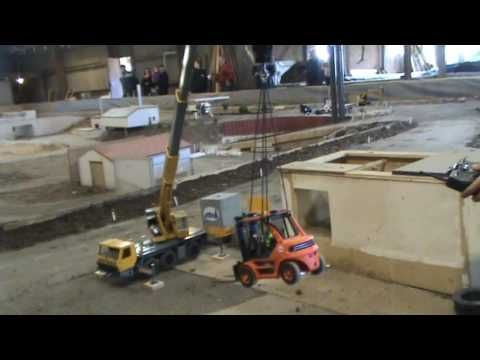 Rc Truck (Durup 2012 Crane Fail)