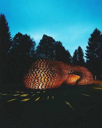 Pallet Pavilion.