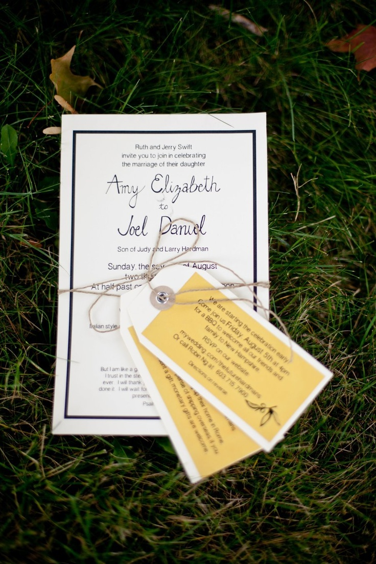funny wedding invitation rsvp goes viral%0A New Hampshire Wedding at the Enfield Shaker Museum by Ampersand Photography