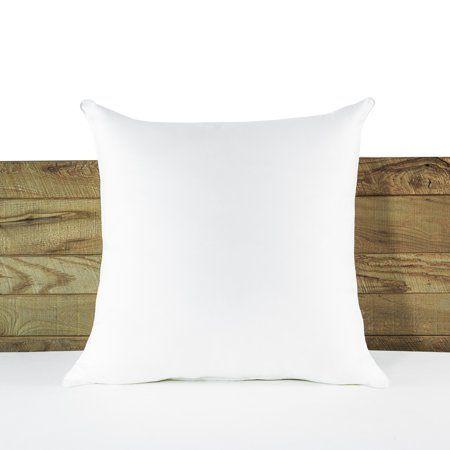Beautyrest Cotton Rich Lite Loft Polyester Fill Euro Pillow 26