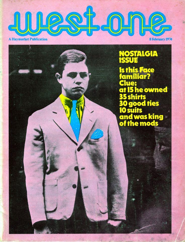 West One, 8 Feb 1974 - The Paul Gorman Archive - Print