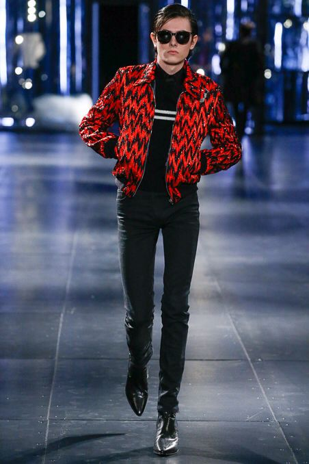 Saint Laurent, Look #48