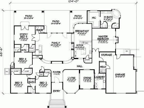 Layout Of House best 25+ 5 bedroom house ideas on pinterest | bathroom law, 5