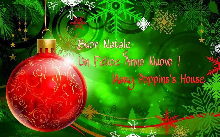 Mary Poppins's House: Buon Natale e Felice Anno Nuovo!
