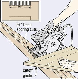 Circular Saw Stand Woodworking Projects Plans