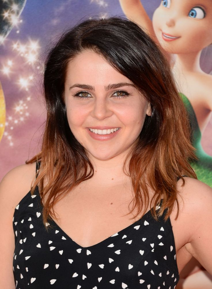 mae whitman | MAE WHITMAN at The Pirate Fairy Premiere in Burbank