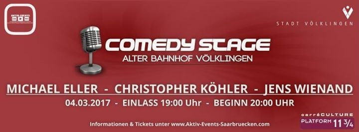 €20   #Comedy #Stage #Voelklingen  #Verkaufe #Tickets #fuer #die #ers... https://www.ticket-regional.de/events_info.php?eventID=127257 €20 - #Comedy #Stage #Voelklingen  #Verkaufe #Tickets #fuer #die #erste #Comedy #Stage #in #Voelklingen #am 04.03.2017  #Link #zum Angebot:   €20 - #Comedy #Stage #Voelklingen  #Verkaufe #Tickets #fuer #die #ers... | #Kleinanzeigen #Saarbruecken / #Saarland http://saar.city/?p=42664
