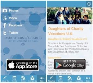 ANNOUNCING…AN APP FOR DAUGHTERS OF CHARITY VOCATIONS @dofcharity @Vinfamily #GiventotheMission http://filles-de-la-charite.org/announcing-an-app-for-daughters-of-charity-vocations/