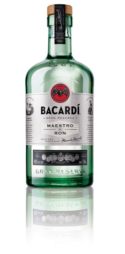 Review: Bacardi Gran Reserva Maestro de Ron - Drinkhacker
