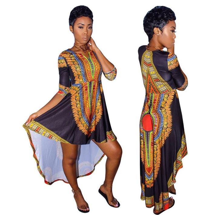 Schnitte fur afrikanische kleider