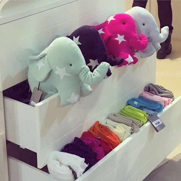 Gli splendidi elefantini di Bm voglia di tenerezza  #kidsdesign #homi 2015 #kidsdecor #interiordesign #instamamme #instakids #lifeisfullofdesign