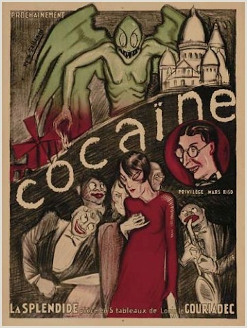 """The drug """"cocaine"""" became a 'controlled substance' in 1970 and is used today mostly by the rich middle and upper classes, esp. Lawyers, Doctors, sportsman, actors, singers, celebrities, journalists, politicians, stock brokers etc. In moderation it is fairly harmless & has some positive characteristics. Its not controlled by the underworld or Mafia. Snuff boxes were very popular during the British Empire. It was embraced by the upper classes and was also used by professionals and aristocracy."""