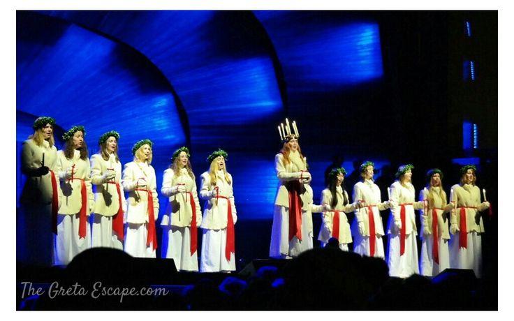 St. Lucia concert. Stockholm