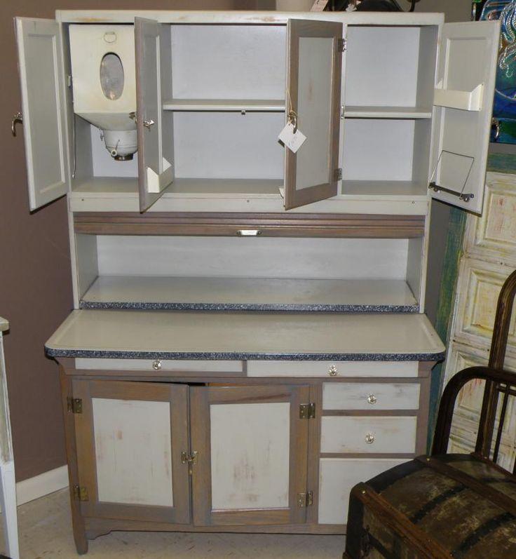 Fine Kitchen Cabinets: 526 Best Images About Kitchen Hoosier Cabinets On