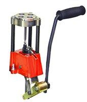 lee cast aluminum 4 hole turret press with auto index