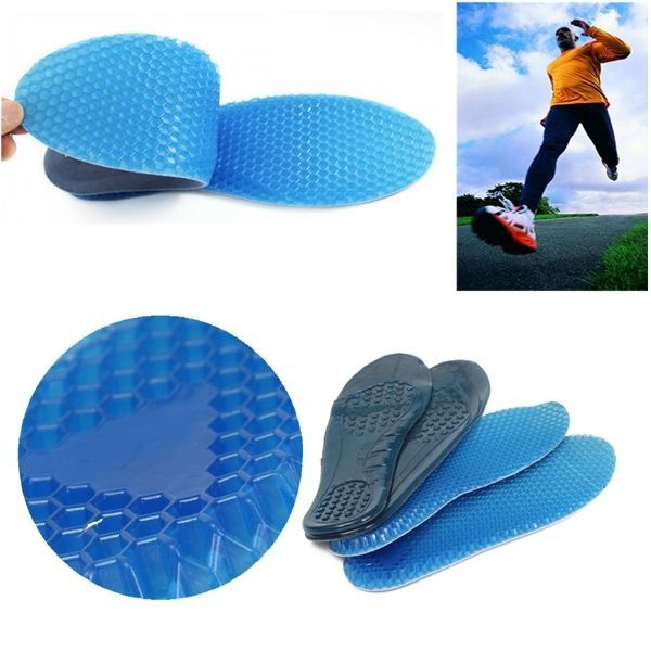 amazones gadgets 1 Par Damping Zapato Insole Orthotic Soporte De Arco Massaging Silicona Gel Cara: Bid: 13,16€ Buynow Price 13,16€…