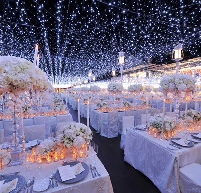 1000 images about Wedding Lighting on Pinterest String lights