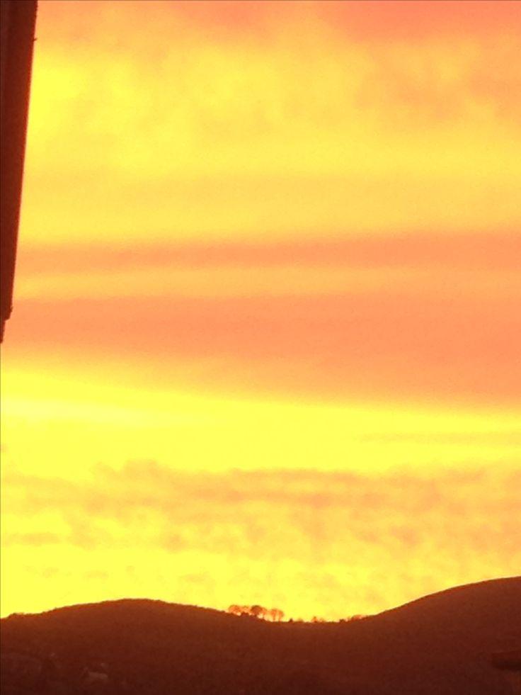 Newry sunset 🕶☀️