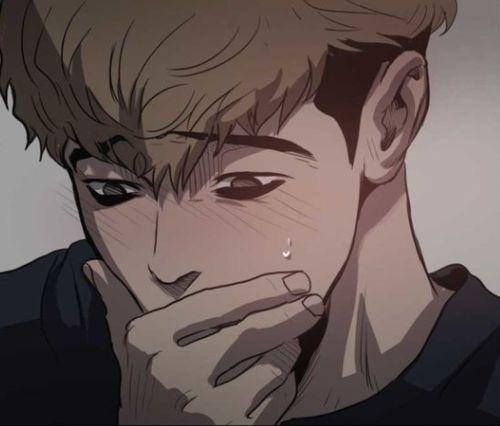 Killing Stalking- Sangwoo #webcomic