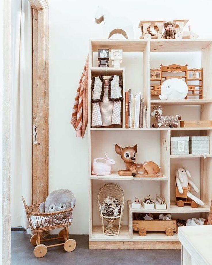 "2 Likes, 1 Comments - Hank Knitwear (@hank_knitwear) on Instagram: ""A Hank kid stores their toys here ♡ #hankspiration . . . . . . . . . #hankknitwear #woodentoys…"""