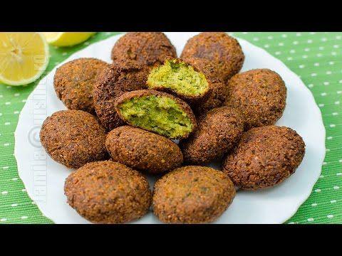 Falafel arabesc pas cu pas - reteta video | JamilaCuisine