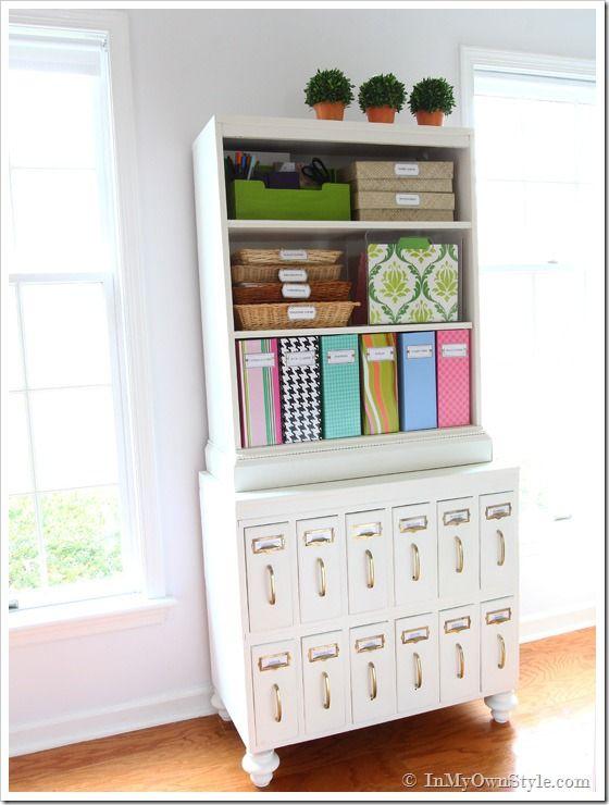 craft/office organization