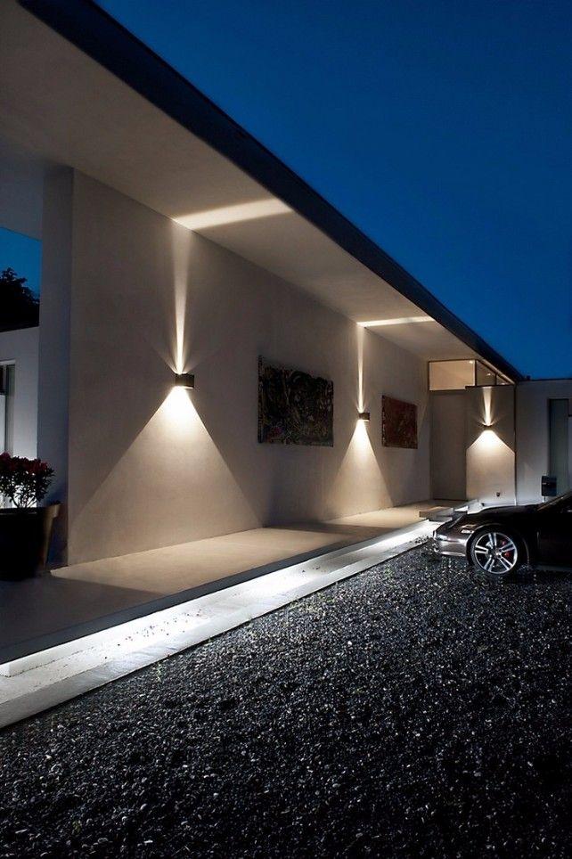 Outstanding Outdoor Lighting Ideas | www.contemporarylighting.eu | #lighting #outdoorlighting