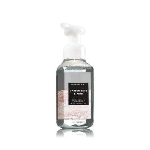 Bath Body Works Gentle Foaming Hand Soap Garden Sage Mint Review Foaming Hand Soap Bath And Body Works Hand Soap