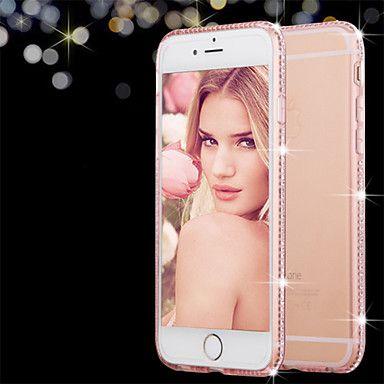 bling läpinäkyvä tpu ylellisyyttä shinning kuohuviini puhelin iPhone 7 7 plus 6s 6 plus 4769996 2017 – hintaan €7.83