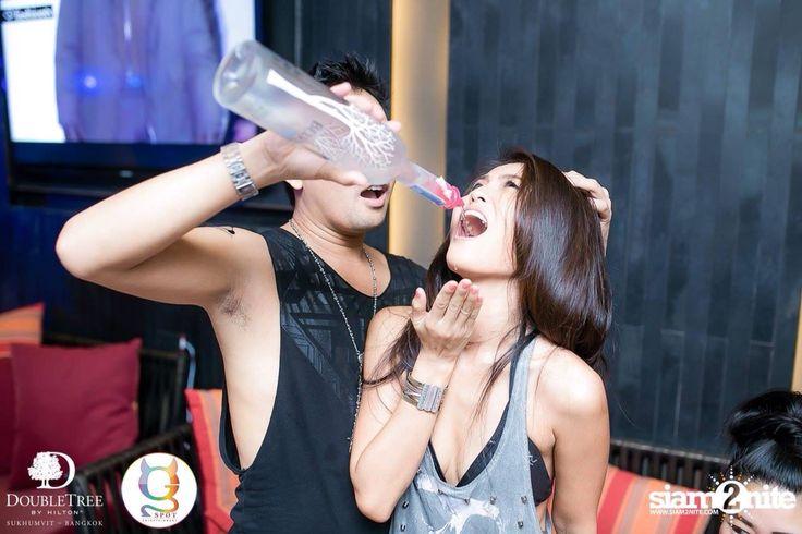 Miss Dj Celeste Siam wearing OCO Ibiza Bracelet - On tour in Thailand